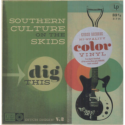 Alliance Southern Culture on the Skids - Dig This