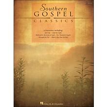 Hal Leonard Southern Gospel Classics arranged for piano, vocal, and guitar (P/V/G)