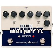 Open BoxElectro-Harmonix Sovtek Deluxe Big Muff Pi Distortion/Sustainer Effects Pedal