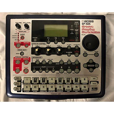 Boss Sp-505 Exciter