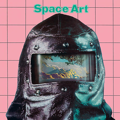Alliance Space Art - Trip In The Center Head