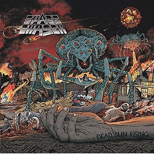 Alliance Space Chaser - Dead Sun Rising