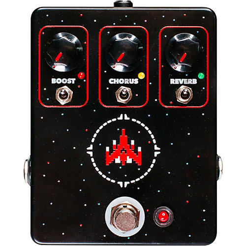JHS Pedals Space Commander Chorus, Reverb and Boost Effects Pedal