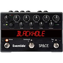 Open Box Eventide Space Reverb Guitar Effects Pedal