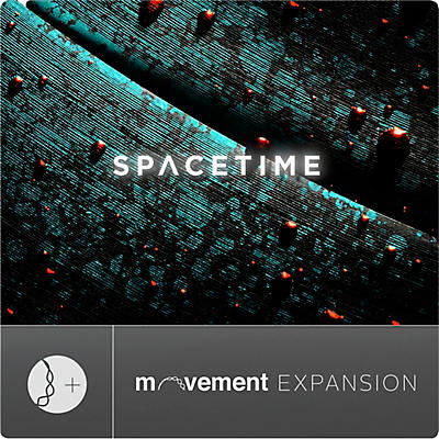Output Spacetime - MOVEMENT Expansion Pack