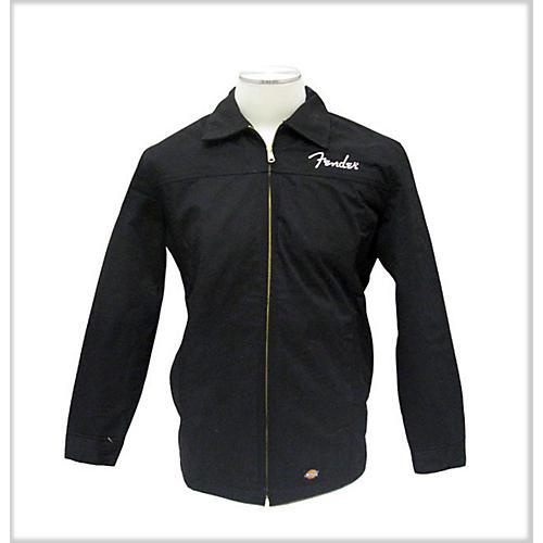 Fender Spaghetti Logo Zip-up Jacket