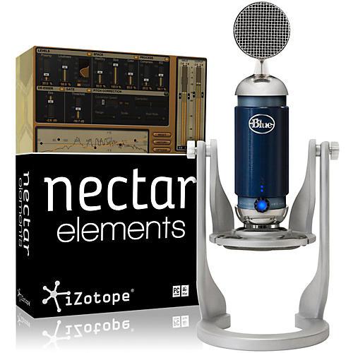 BLUE Spark Digital Mic with Nectar Elements Bundle