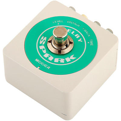 Mooer Spark Distortion Guitar Effects Pedal