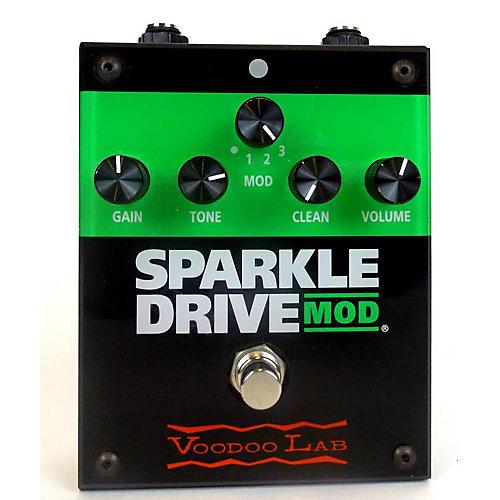Sparkle Drive Mod Overdrive Effect Pedal