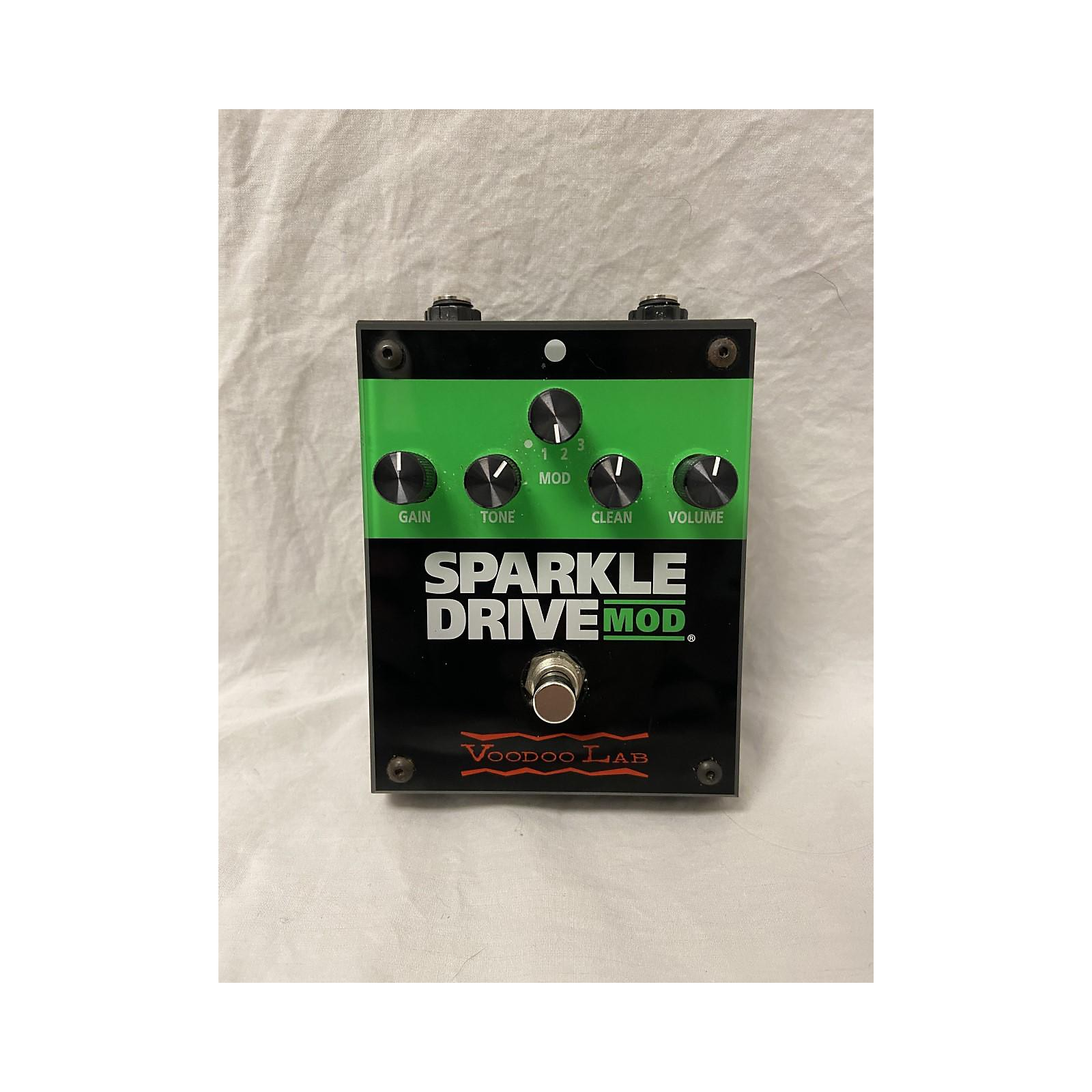 Voodoo Lab Sparkle Drive Mod Overdrive Effect Pedal