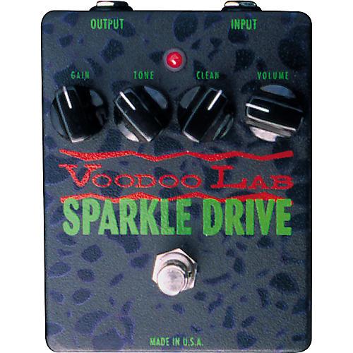 Voodoo Lab Sparkle Drive Pedal