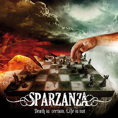 Sparzanza - Death Is Certain Life Is Not