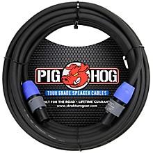 Open BoxPig Hog Speaker Cable SPKON to SPKON (100 ft.)