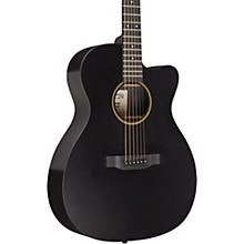 Martin Special 000 Cutaway X Style Acoustic-Electric Guitar Black