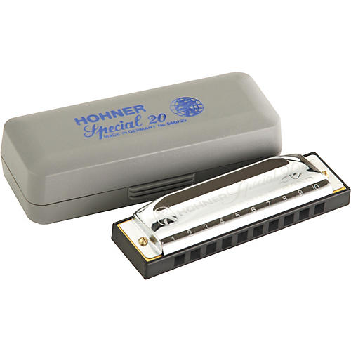 Hohner Special 20 Low Harmonica