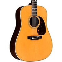 Deals on Martin Special 28 Style Dreadnought VTS Acoustic Guitar