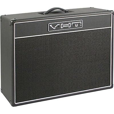 VHT Special 6 212 2x12 Open-Back Guitar Speaker Cabinet with VHT ChromeBack Speakers
