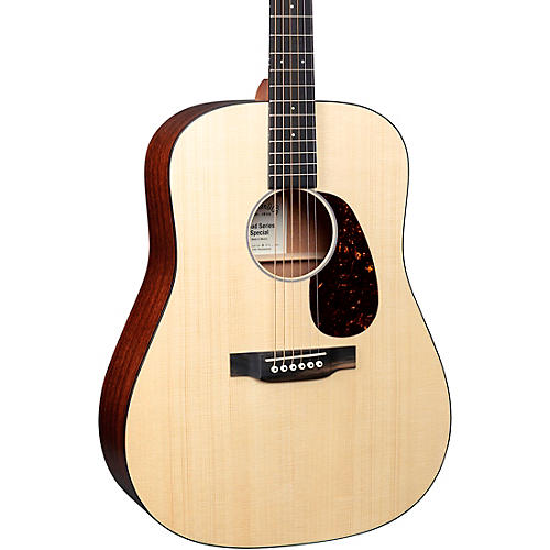 Martin Special D All-Solid Dreadnought Acoustic Guitar Natural