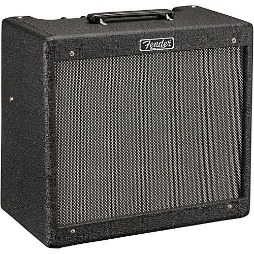 Fender Special-Edition Blues Junior IV Humboldt Hot Rod 15W 1x12 Tube Guitar Combo Amp Condition 1 - Mint Black Nubtex