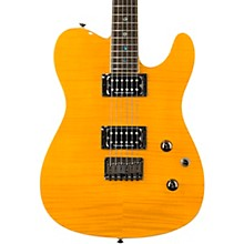 Special Edition Custom Telecaster FMT HH Electric Guitar Amber