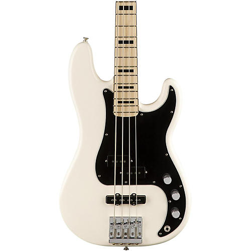 Fender Special Edition Deluxe PJ Bass Olympic White