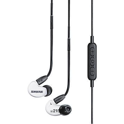 Shure Special Edition SE215 Sound Isolating Earphones with Bluetooth Enable Cable