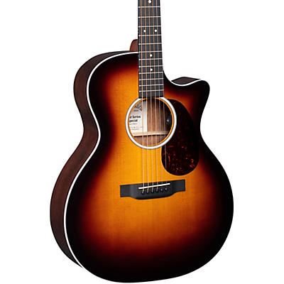 Martin Special GPC Road Series Burst Gloss Top Grand Performance Acoustic-Electric Guitar