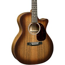 Open BoxMartin Special Grand Performance Cutaway Performing Artist Style Ovangkol Acoustic-Electric Guitar