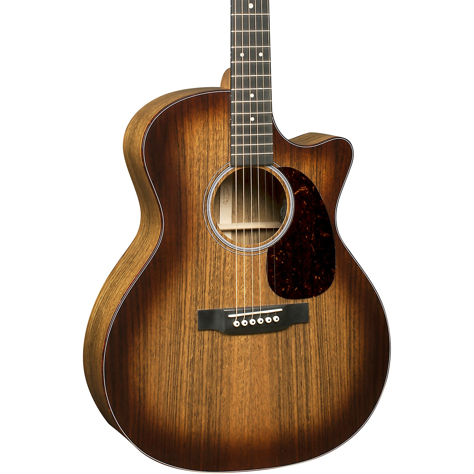 Martin Special Grand Performance Cutaway Performing Artist Style Ovangkol Acoustic-Electric Guitar