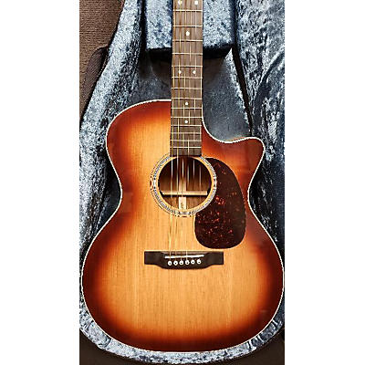 Martin Special Grand Performance Ovangkol Acoustic Electric Guitar