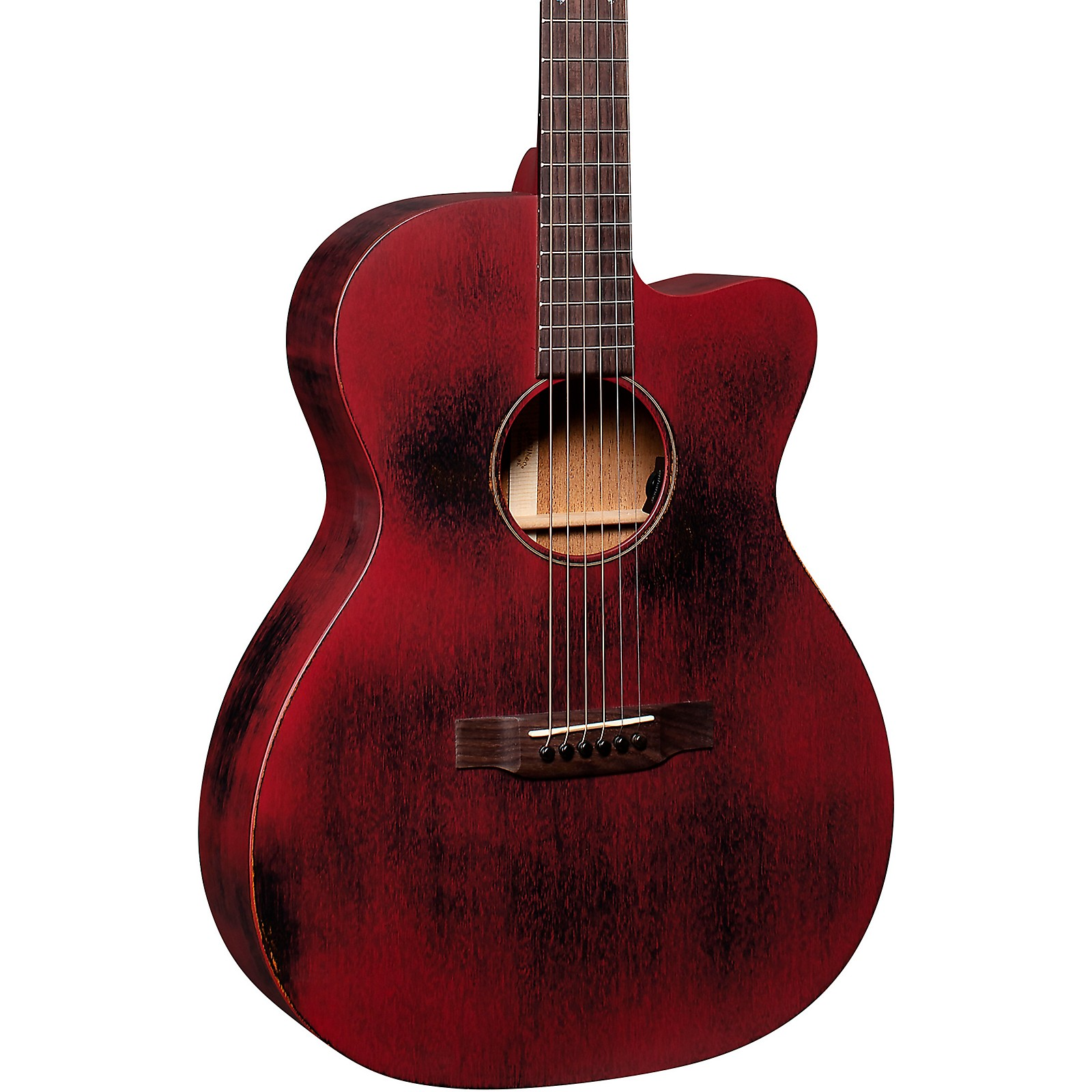 Martin Special OMC 15ME Streetmaster Style Acoustic-Electric Guitar