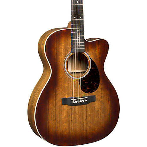 Martin Special OMC Performing Artist Style Ovangkol Acoustic-Electric Guitar Sunburst