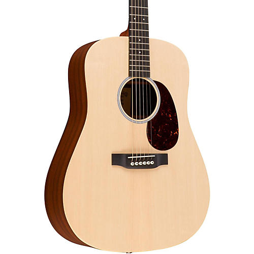 Martin Special X1-DE Style Dreadnought Acoustic-Electric Guitar Natural