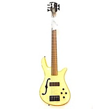 Spector Spectorcore 5 Thinline Electric Bass Guitar
