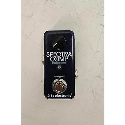 TC Electronic Spectra Comp Effect Pedal