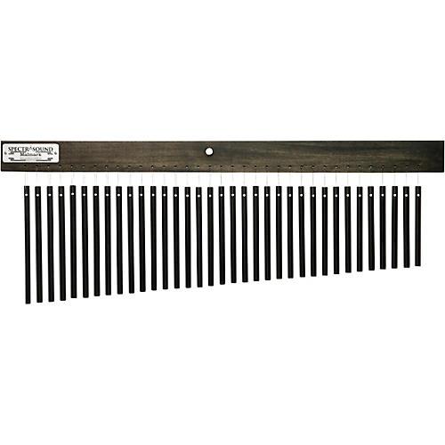 Spectra Sound Spectra Sound Mark Tree 35 Bar Black Aluminum