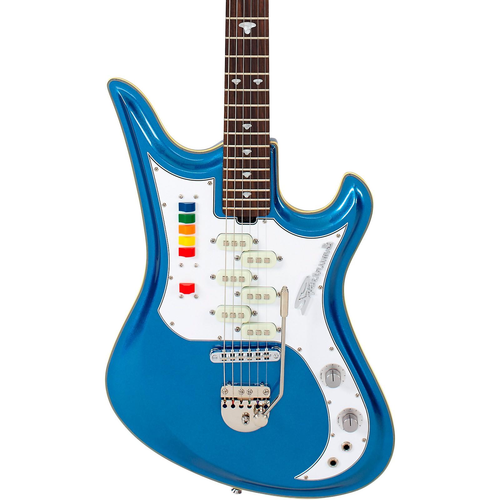 Eastwood Spectrum 5 Pro Electric Guitar