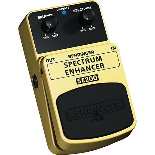 Behringer Spectrum Enhancer SE200 Effects Pedal