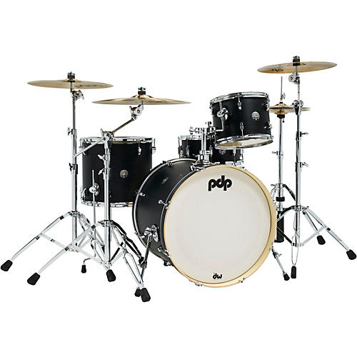 PDP by DW Spectrum Series 4-Piece Shell Pack with 22 in. Bass Drum