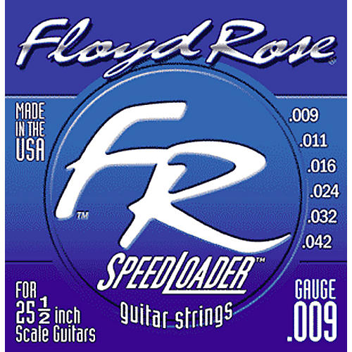 Floyd Rose Speed Loader Strings - .009 - .042