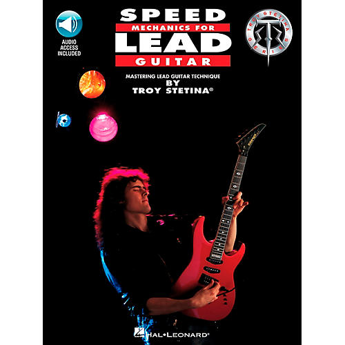 Hal Leonard Speed Mechanics for Lead Guitar Book/CD