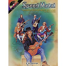 Centerstream Publishing Speed Metal Guitar Instruction (Book/CD)
