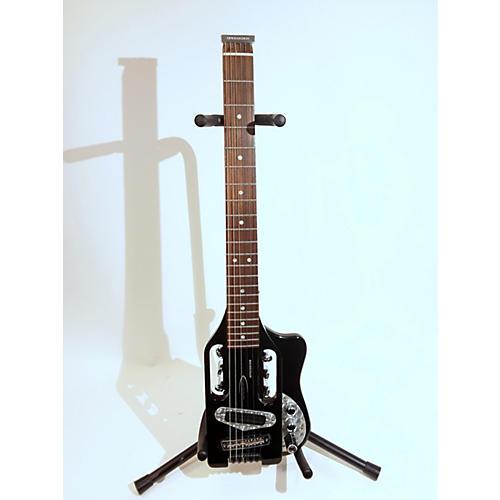 Traveler Guitar Speedster Acoustic Guitar Black