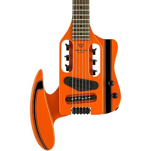 Traveler Guitar Speedster Standard Hugger Orange