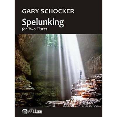 Carl Fischer Spelunking for Two Flutes