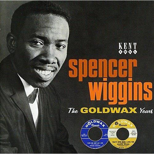 Alliance Spencer Wiggins - Goldwax Years
