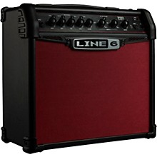 Line 6 Spider Classic 15 15W 1x8 Guitar Combo Amp Red Edition