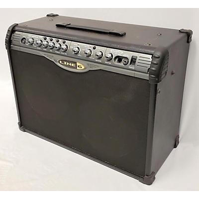 Line 6 Spider II 2x10 120W Guitar Combo Amp