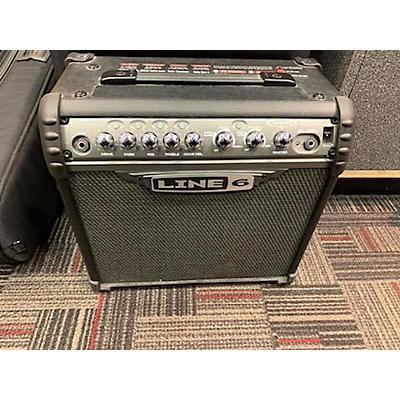 Line 6 Spider III 15 1X8 15W Guitar Combo Amp
