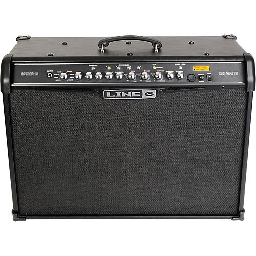 Line 6 Spider IV 150 150W 2x12 Guitar Combo Amp